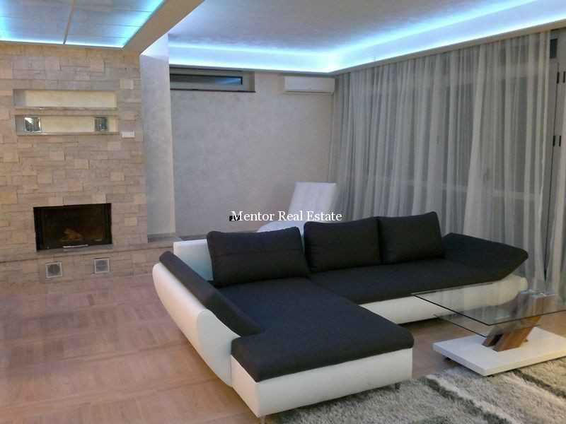 Dedinje 140sqm apartment with swimming pool for rent (5)