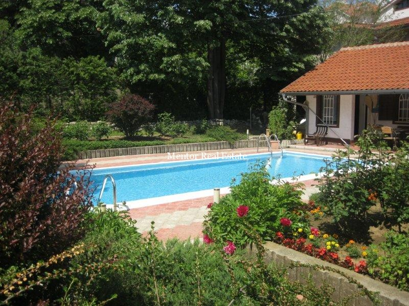 Dedinje 430sqm house with swimming pool for sale or rent for House with swimming pool for rent