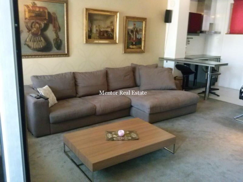 Vračar 130sqm furnished apartment for rent (2)