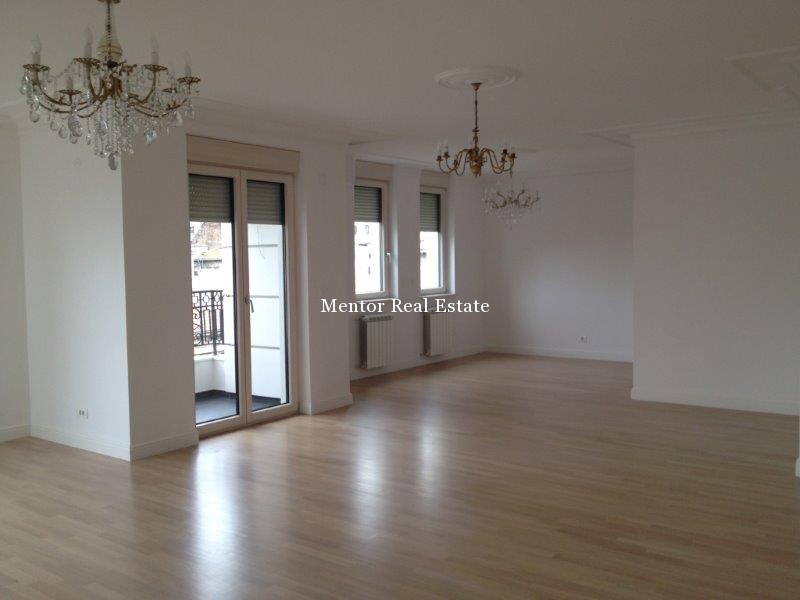 Vračar 220sqm new apartment for rent (2)