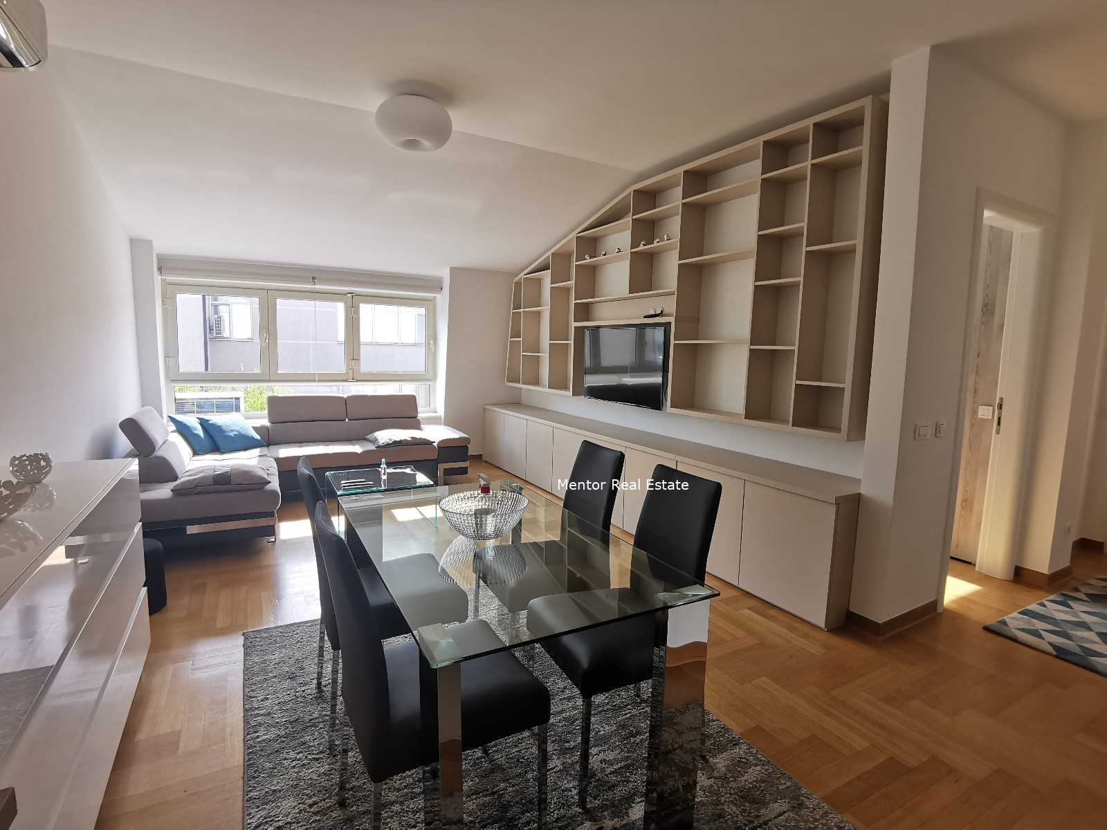 Vračar apartment for sale and rent