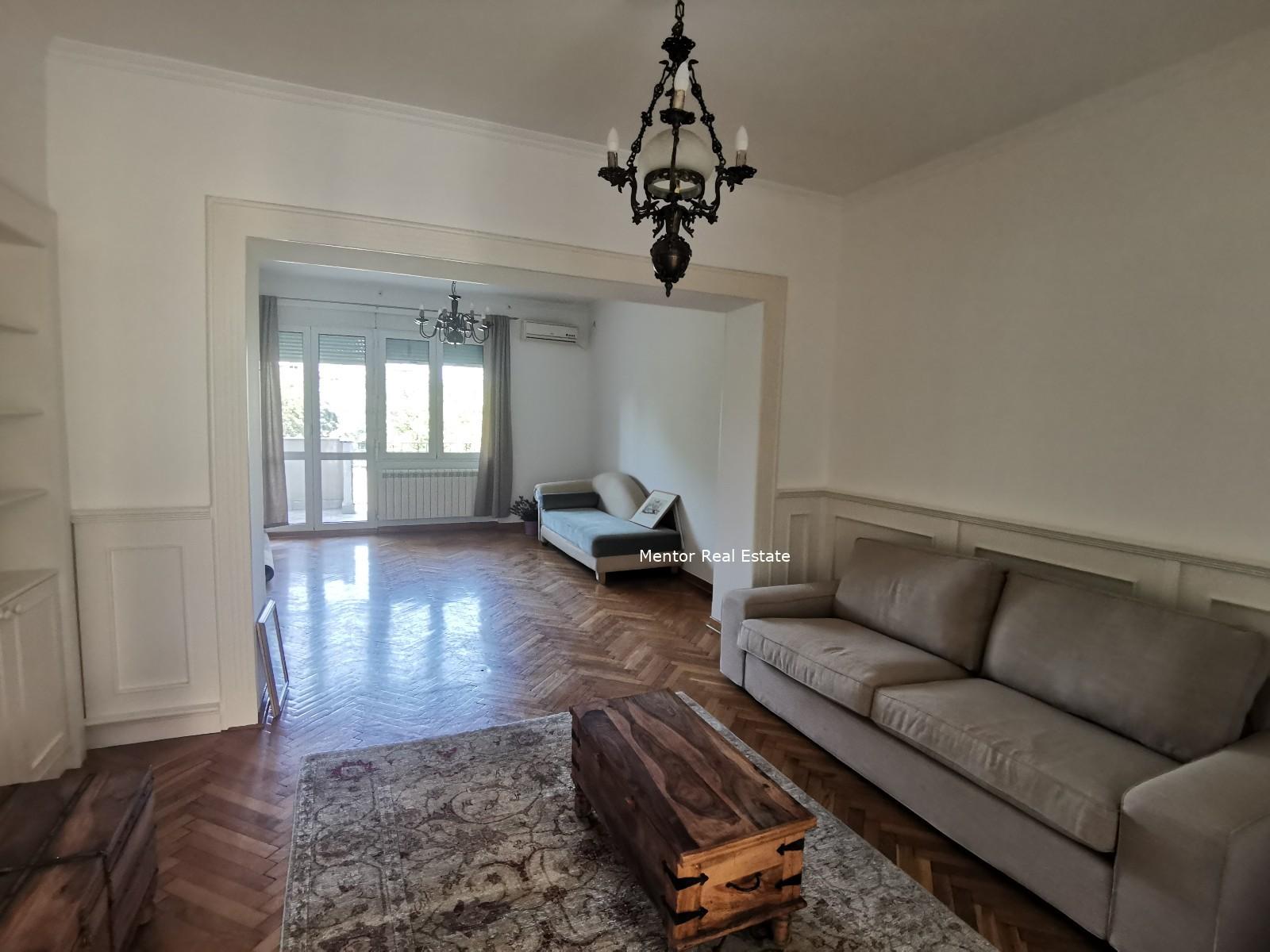 Centre, Studentski park apartment for rent