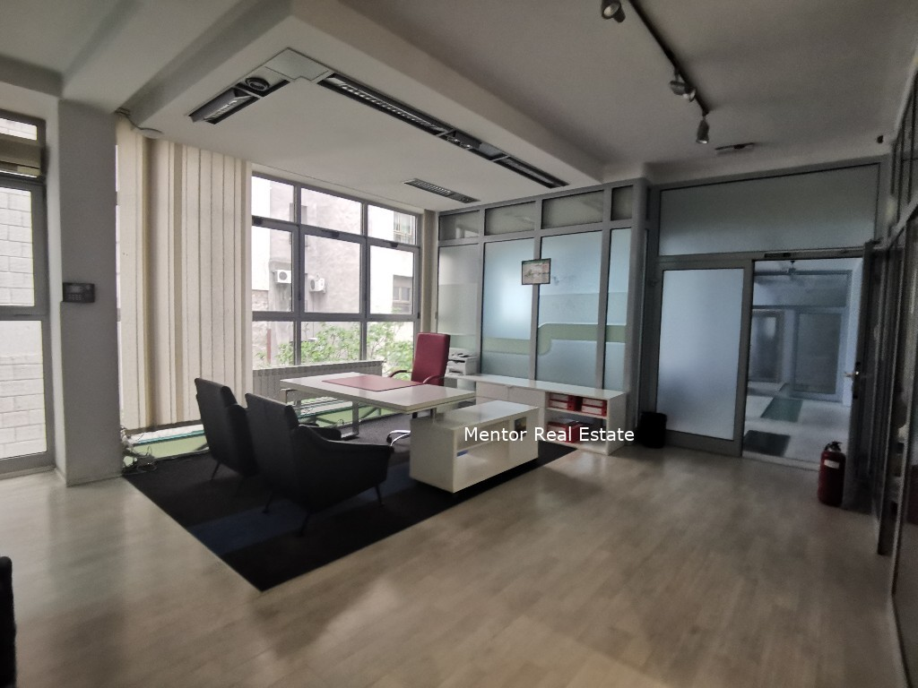 Office space in Belgrade centre, 300sqm  for rent