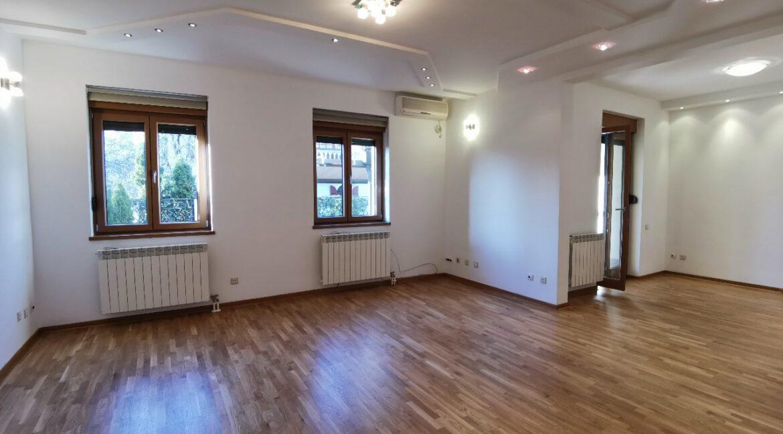Dedinje 160sqm apartment with garden for rent (10)