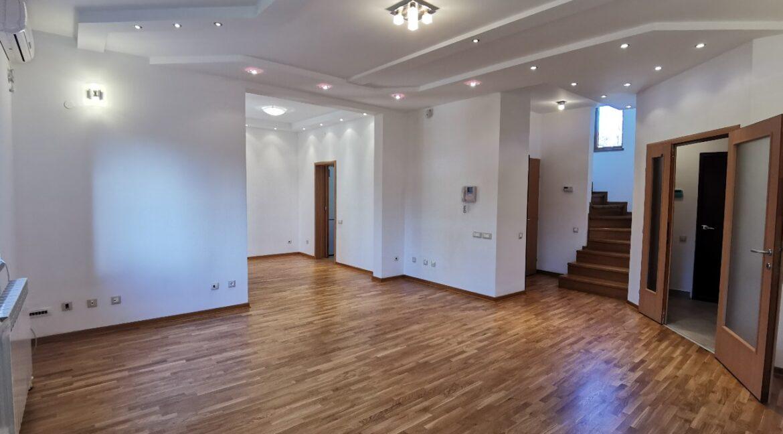 Dedinje 160sqm apartment with garden for rent (11)