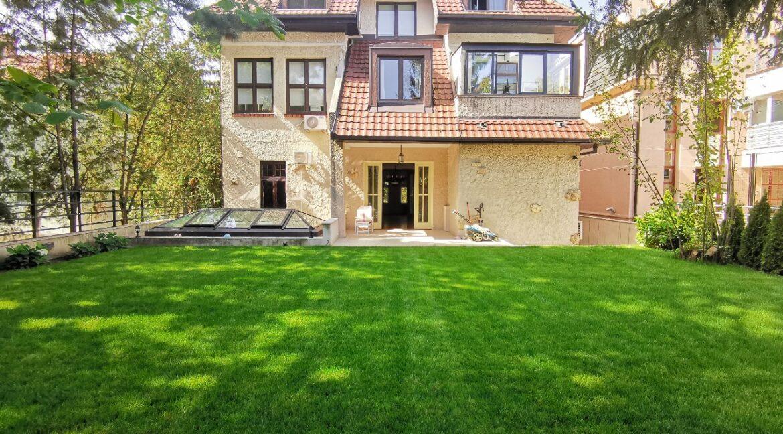 Dedinje 180sqm with garden for rent (3)
