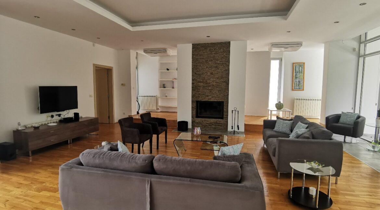Dedinje 200sqm apartment for rent (18)