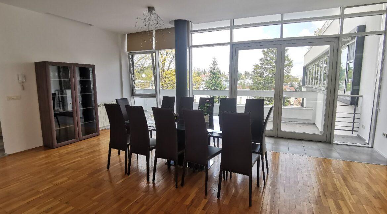 Dedinje 200sqm apartment for rent (5)