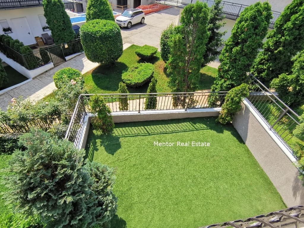 Dedinje 220 sqm furnished house for rent