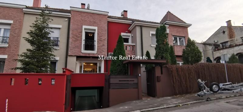 Dedinje 280sqm luxury house for rent (3)