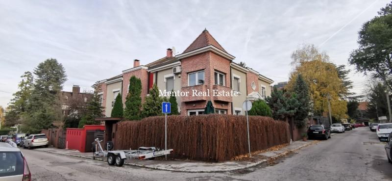 Dedinje 280sqm luxury house for rent (4)