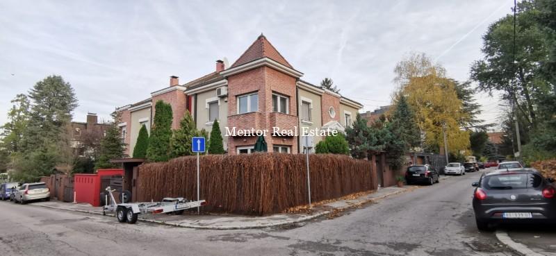 Dedinje 280sqm luxury house for rent (5)