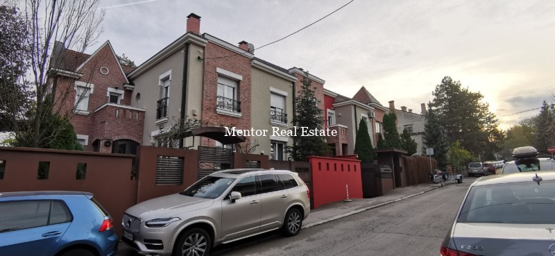 Dedinje 280sqm luxury house for rent (7)