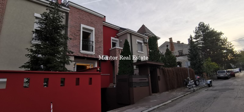 Dedinje 280sqm luxury house for rent (8)