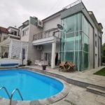 Dedinje House with swimming pool