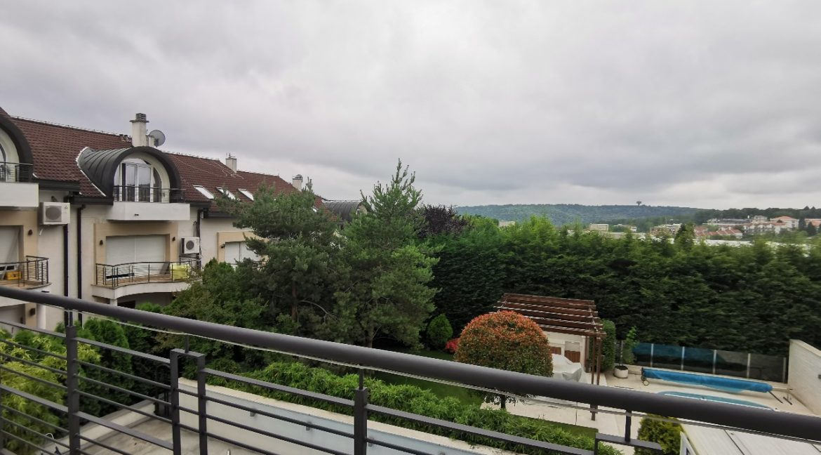 Dedinje house with swimming pool for rent (12)