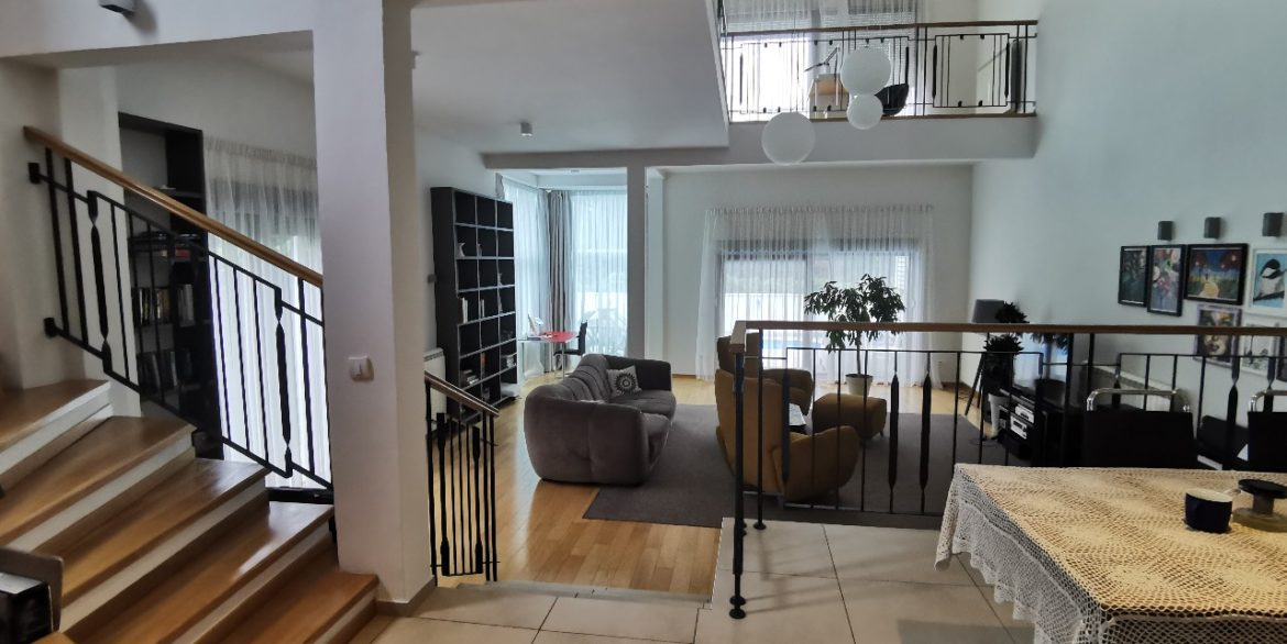Dedinje house with swimming pool for rent (3)