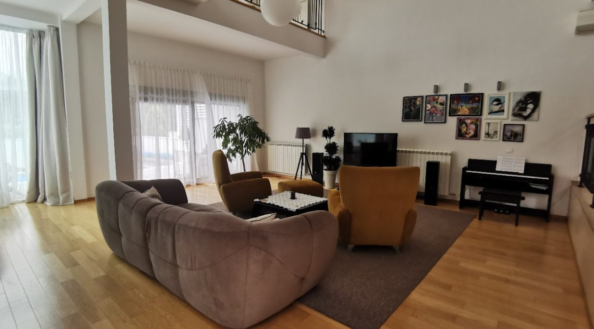 Dedinje house with swimming pool for rent (5)
