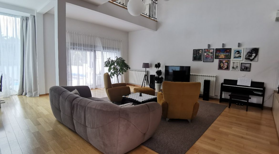Dedinje house with swimming pool for rent (6)