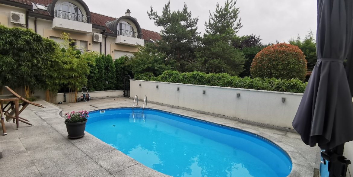 Dedinje house with swimming pool for rent (8)