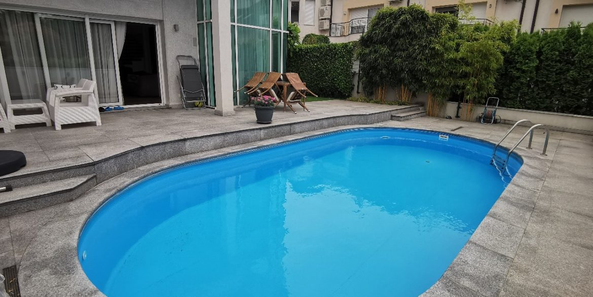 Dedinje house with swimming pool for rent (9)