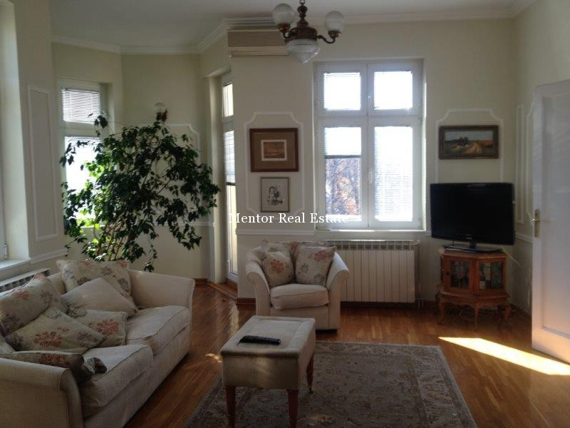 Kalemegdan park 160sqm apartment for rent (1)
