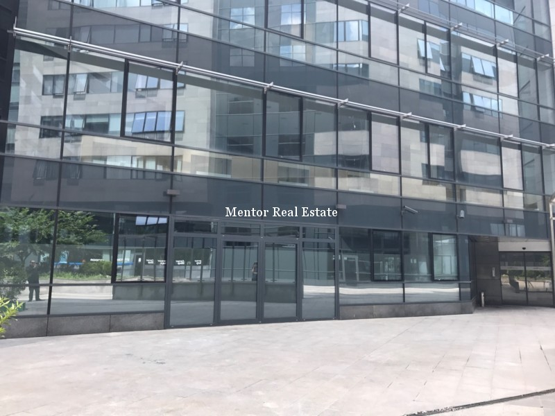 New Belgrade office building 800sqm for rent