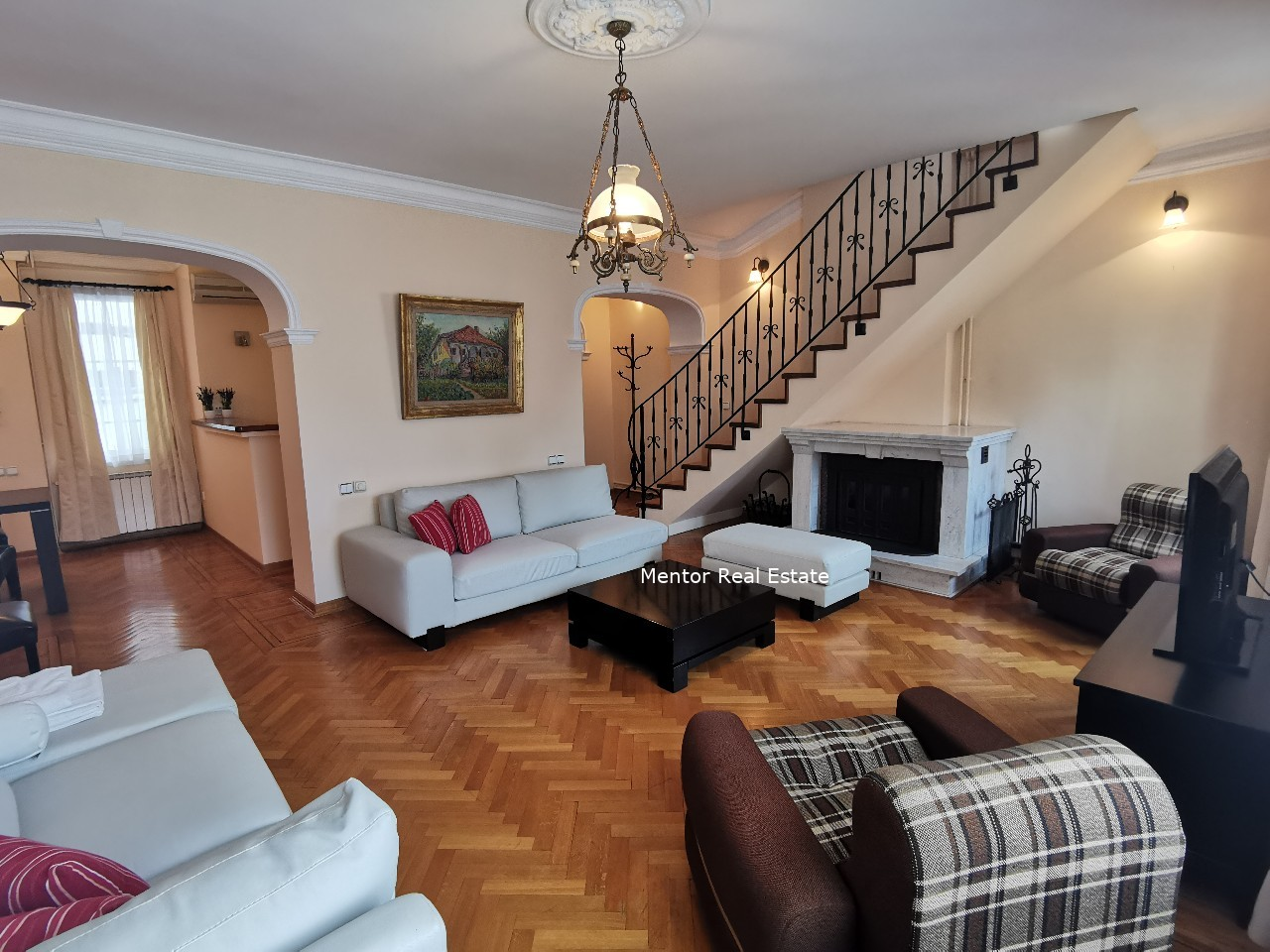 Rent lux apartment Belgrade center