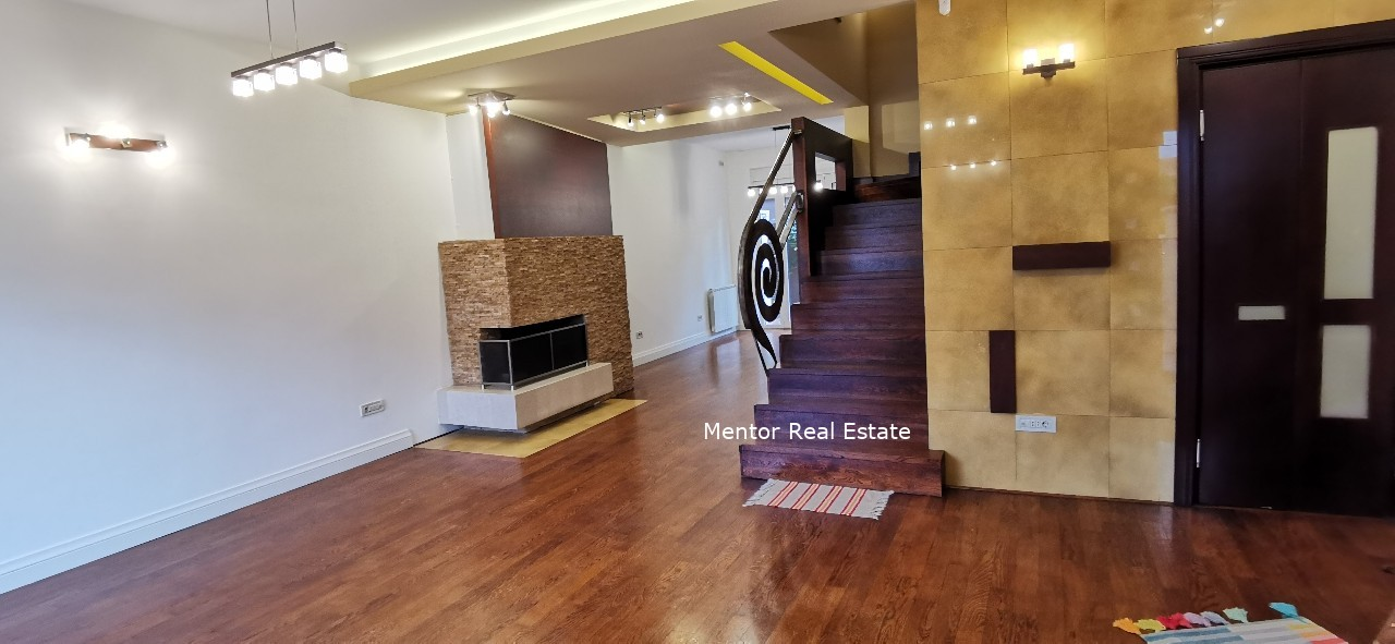 Dedinje 280sqm luxury house for rent