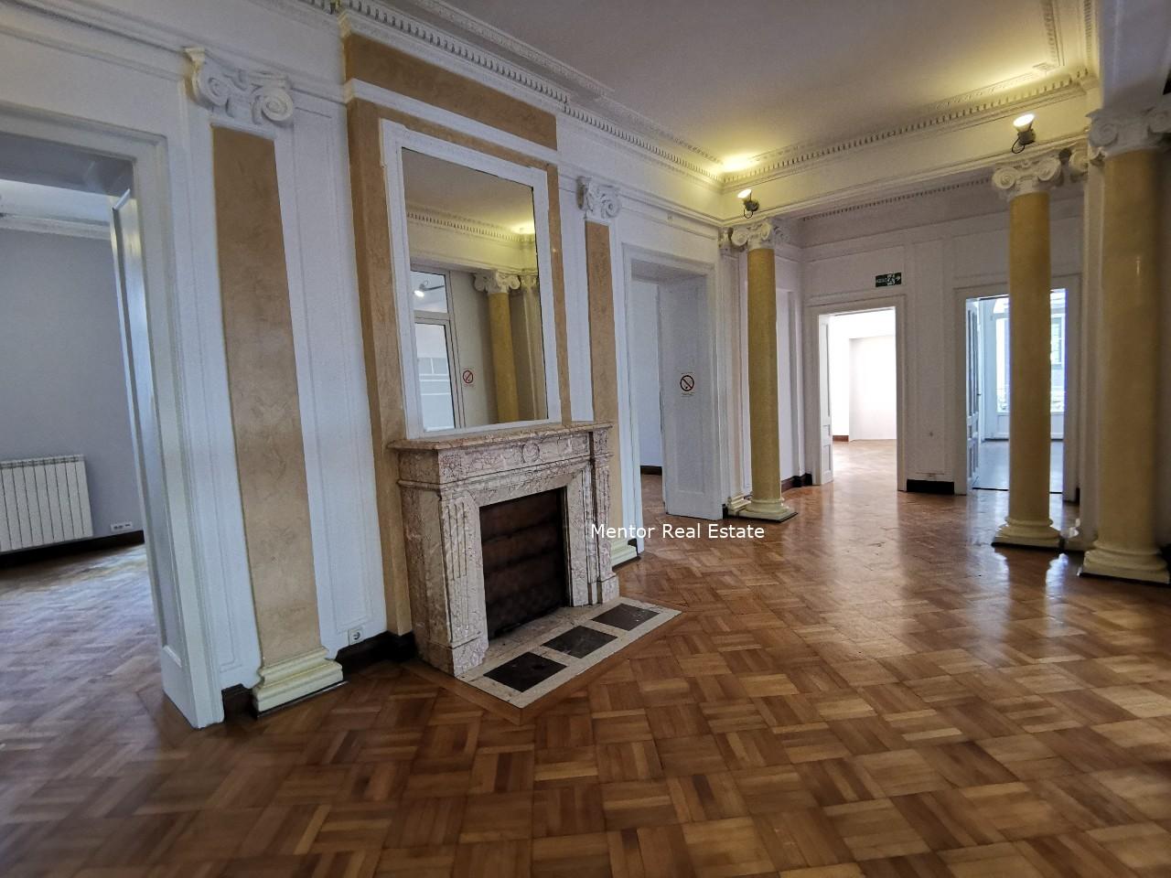 Vračar 260 sqm apartment for rent