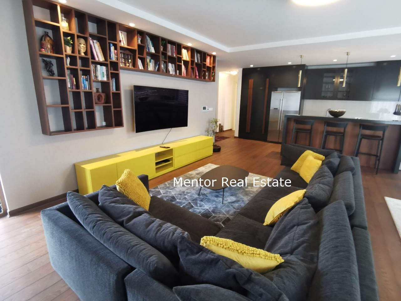Vračar 130sqm luxury apartment for rent