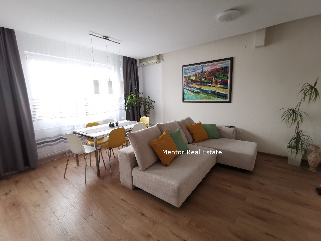 Belgrade Center 90sqm furnished apartment for rent