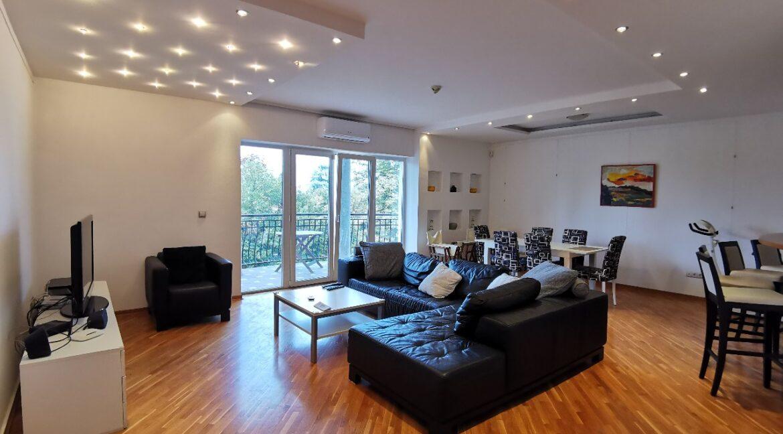 Senjak 120sqm furnished apartment for rent (2)
