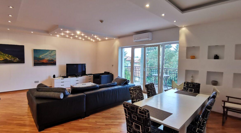 Senjak 120sqm furnished apartment for rent (3)
