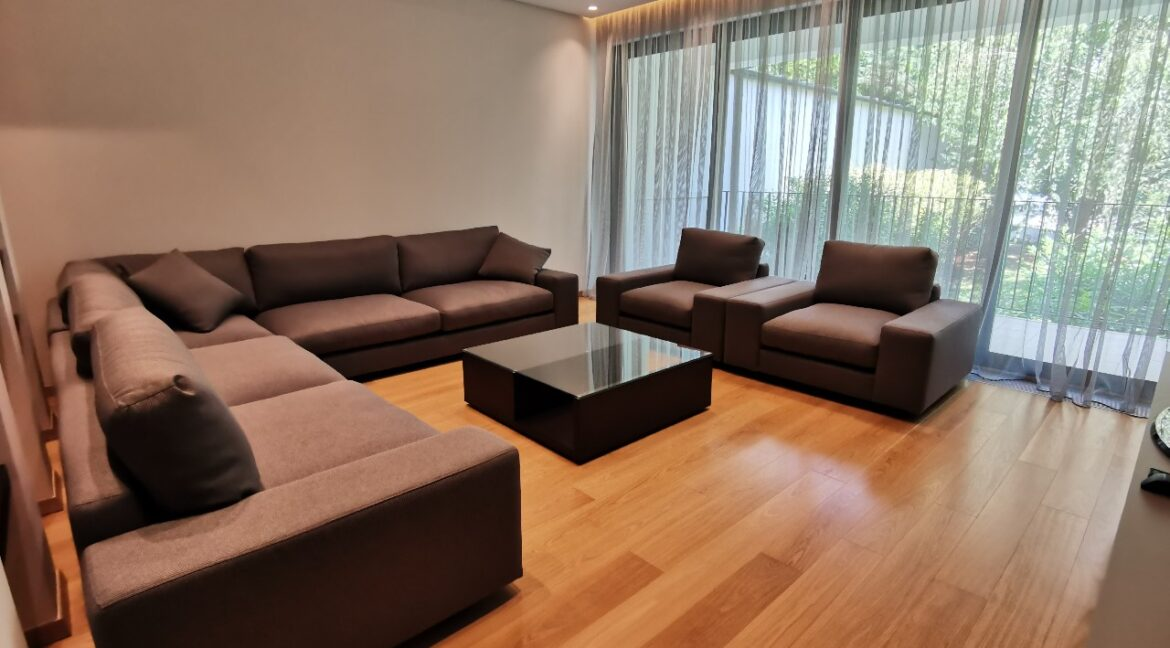 Senjak 160 sqm luxury apartment for rent (2)