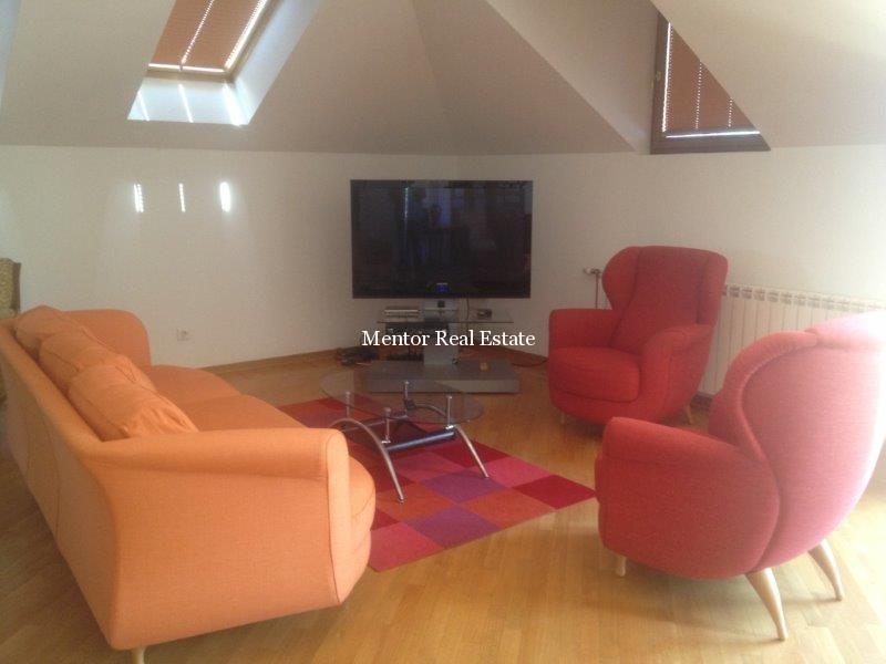 Senjak 160sqm furnished apartment for rent (19)