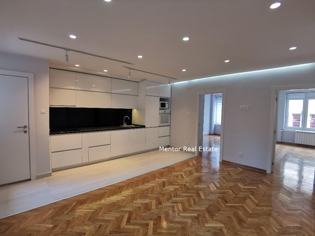 Belgrade, center 65sqm luxury apartment for rent