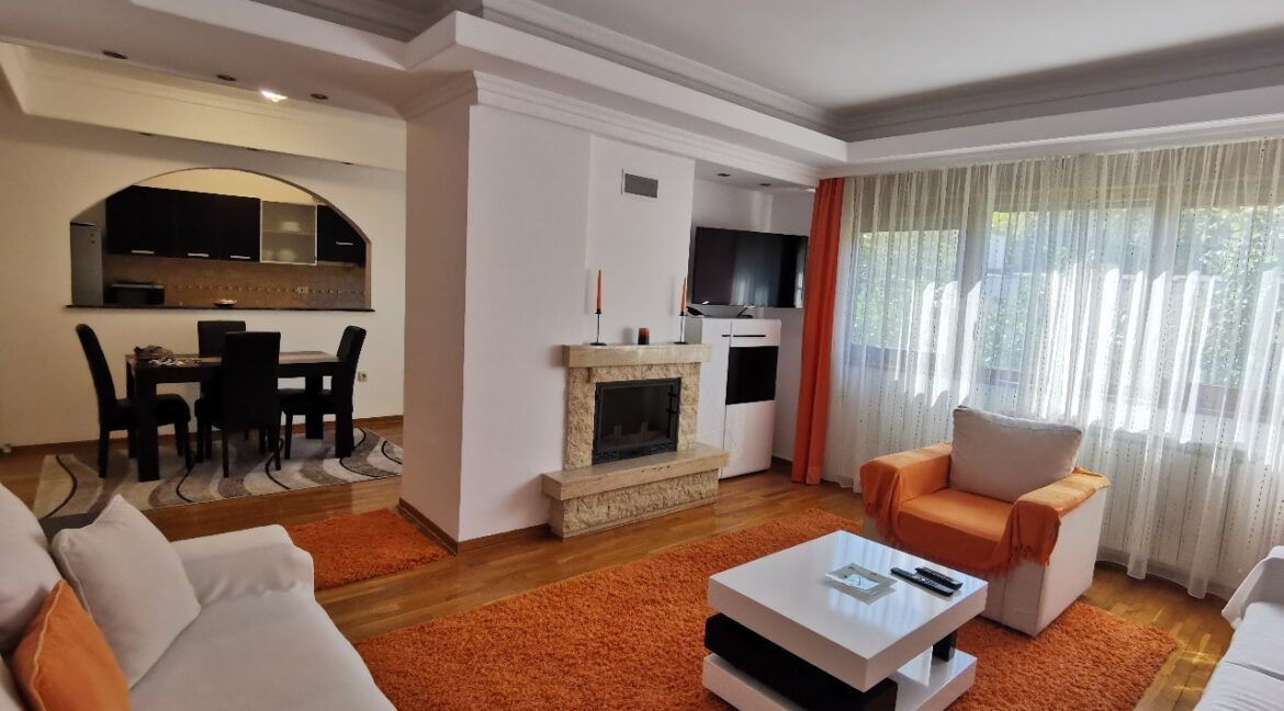 Vozdovac 130sqm apartment for rent (2)