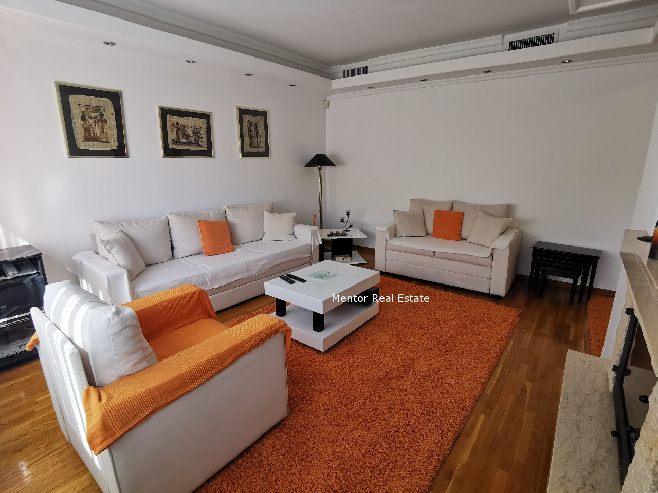 Vozdovac 130sqm furnished apartment for rent
