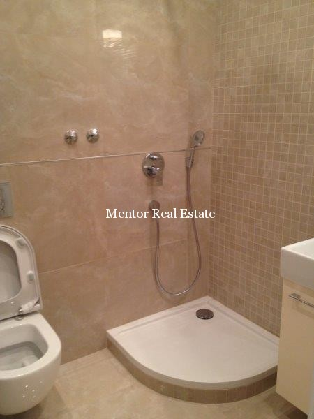 Vračar 110sqm apartment in new building for rent (10)