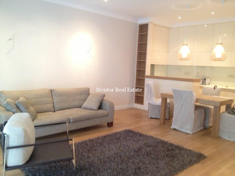 Vračar 110sqm apartment in new building for rent (5)