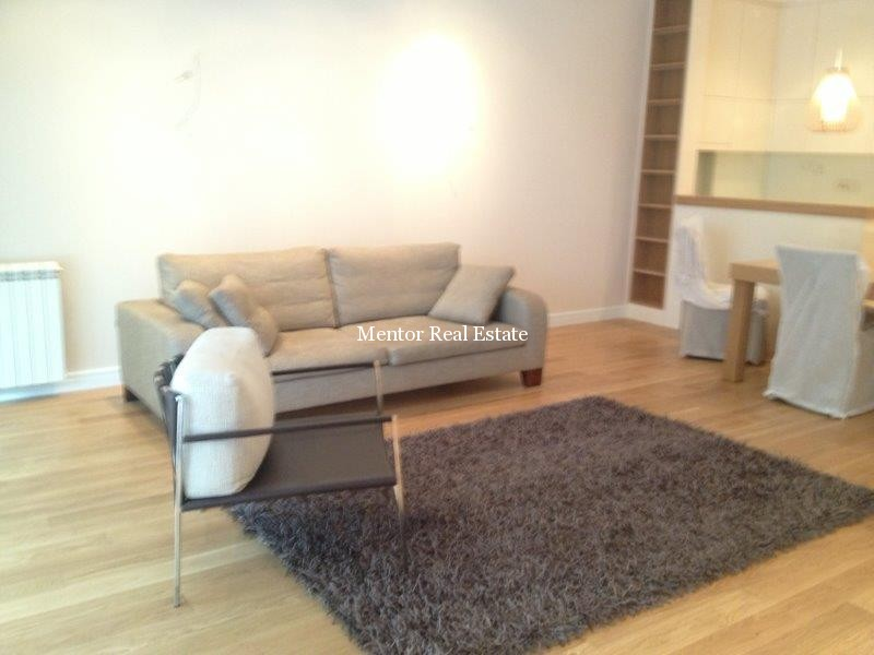 Vračar 110sqm apartment in new building for rent (6)