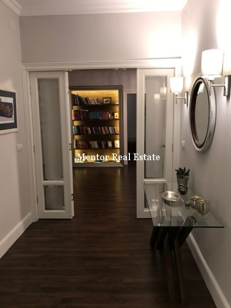 Vračar 120sqm furnished apartment for rent (6)