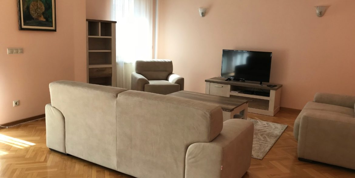 Vračar 160sqm luxury apartment for rent (1)