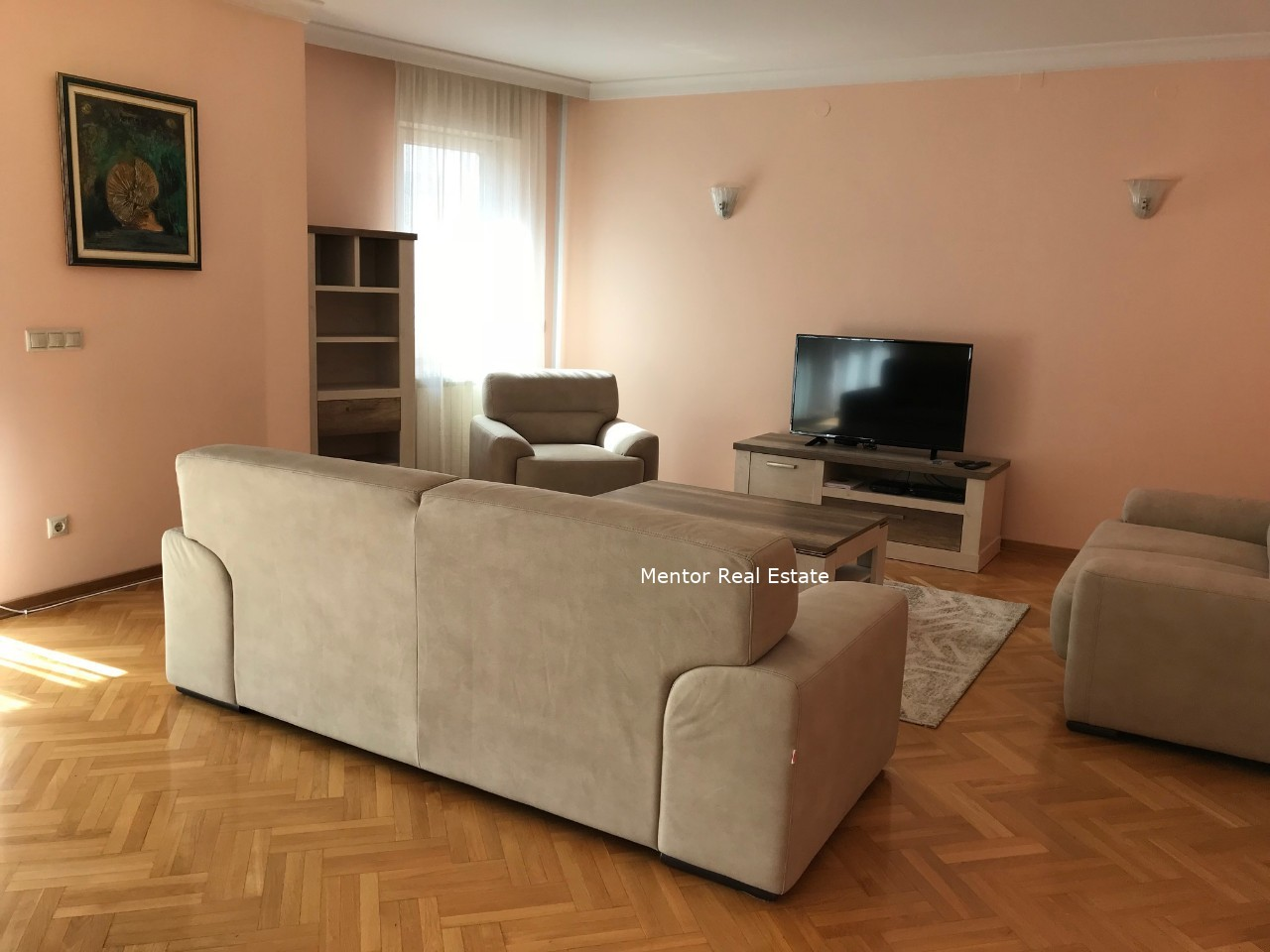 Vračar 160sqm luxury apartment for rent