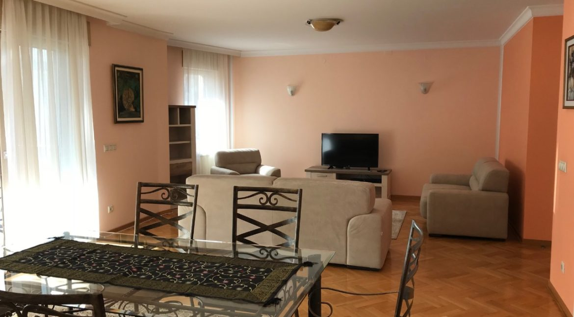 Vračar 160sqm luxury apartment for rent (4)