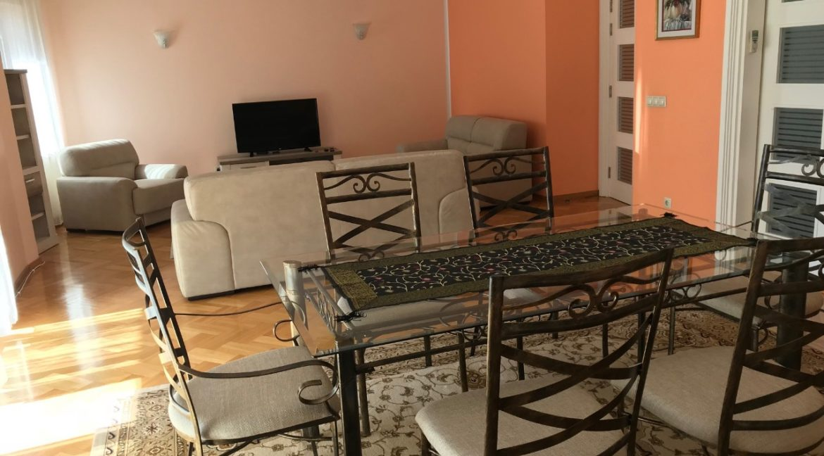 Vračar 160sqm luxury apartment for rent (5)