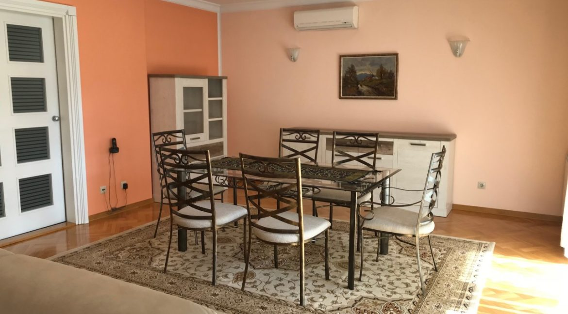 Vračar 160sqm luxury apartment for rent (7)