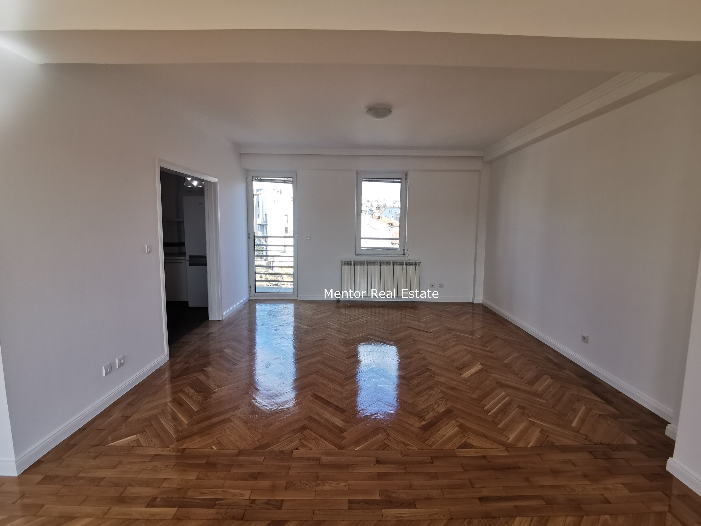 Vračar 170sqm luxury apartment for rent