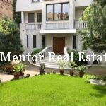 Vračar 280sqm house with garden for rent (31)